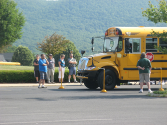 School Bus Safety Competition