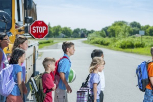 PSBA REMINDS THE PUBLIC THAT SCHOOL BUSES ARE ON THE ROAD AGAIN